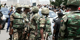 Nigerian Army Kill Notorious Kidnappers, Destroy Their Camp